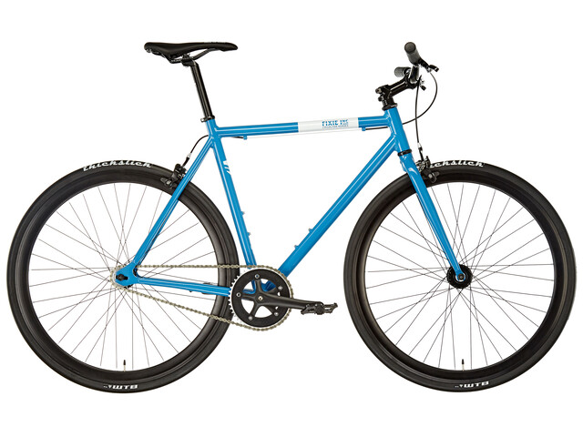 FIXIE Inc. Floater blue glossy